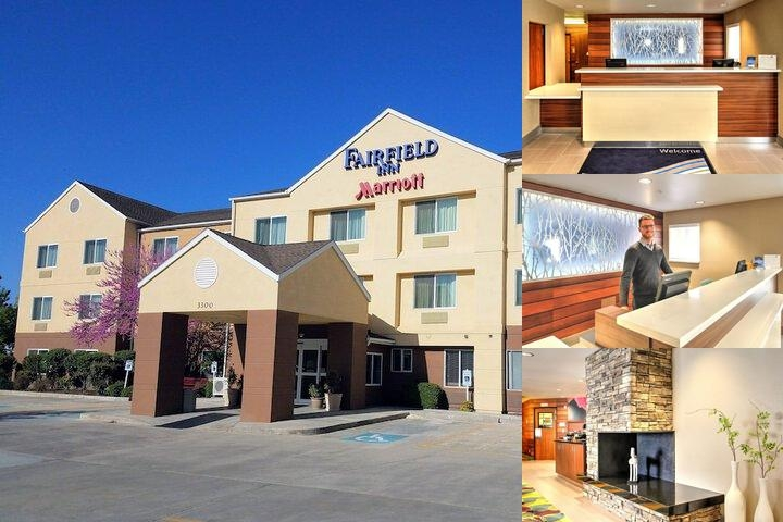 Fairfield Inn by Marriott Boise photo collage