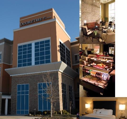 The Doubletree by Hilton Oklahoma City Airport photo collage