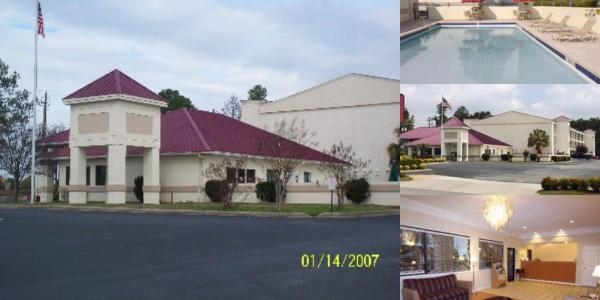 Deerfield Inn & Suites. photo collage
