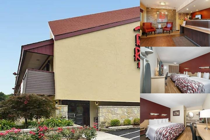 Red Roof Inn Cleveland East photo collage