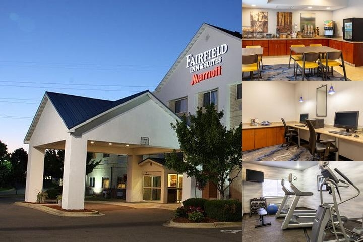 Fairfield Inn Eden Prairie photo collage