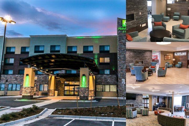 Holiday Inn Hotel Suites Denver Tech Center Centennial Photo Collage