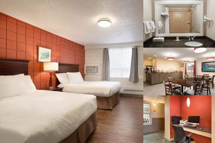 Travelodge by Wyndham Kindersley photo collage