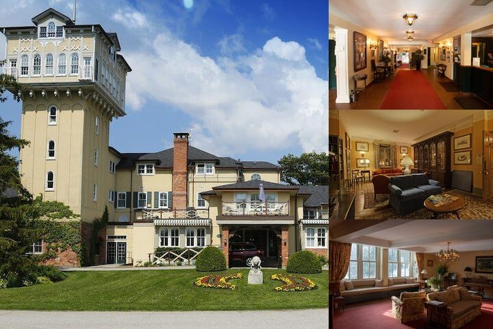 The Briars Resort Spa & Conference Centre photo collage