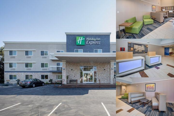 Holiday Inn Express Sunnyvale Silicon Valley photo collage