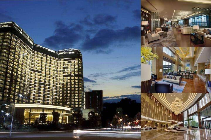 Doubletree by Hilton Hotel Heyuan photo collage