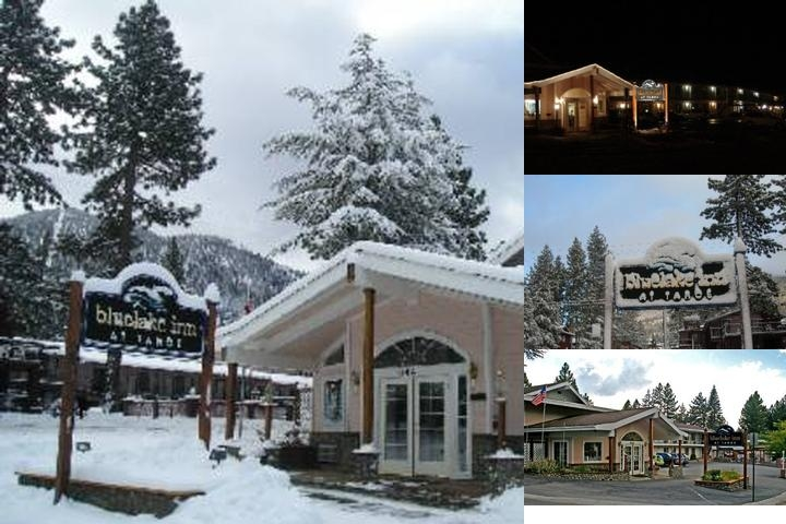 Blue Lake Inn at the Heavenly Village photo collage