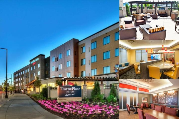 Towneplace Suites Minneapolis Mall of America photo collage
