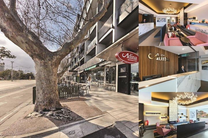 Adina Apartment Hotel St. Kilda photo collage