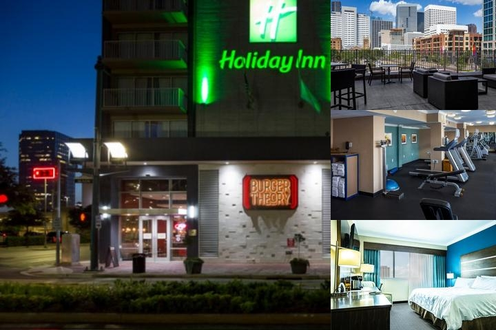 Holiday Inn Houston Downtown photo collage