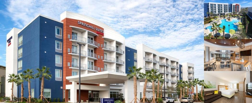 Springhill Suites Orange Beach at the Wharf photo collage