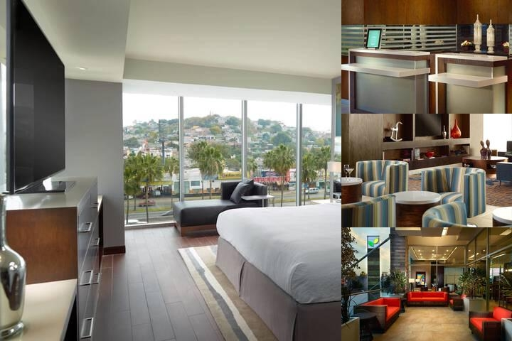 Courtyard by Marriott Queretaro photo collage