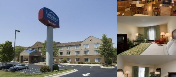 Fairfield Inn & Suites Macon North photo collage