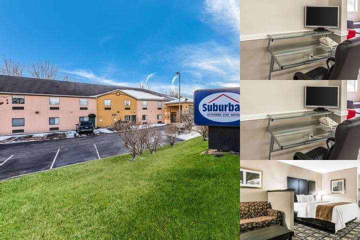 Americas Best Inn Mason photo collage