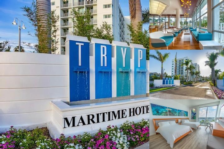 Tryp by Wyndham Maritime Fort Lauderdale photo collage