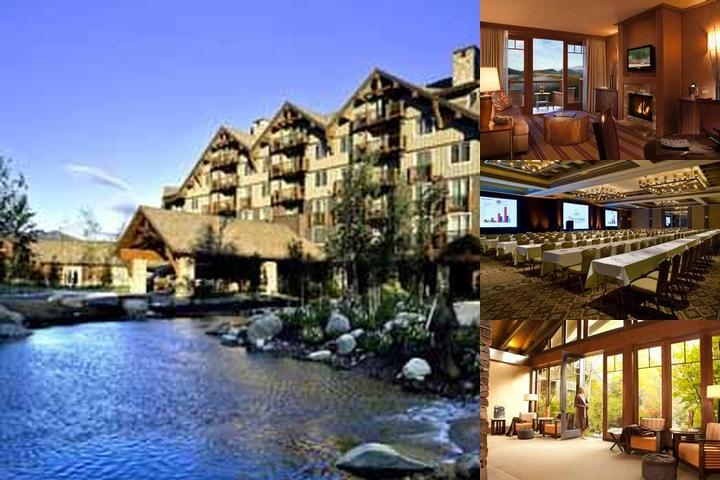 Suncadia Resort photo collage