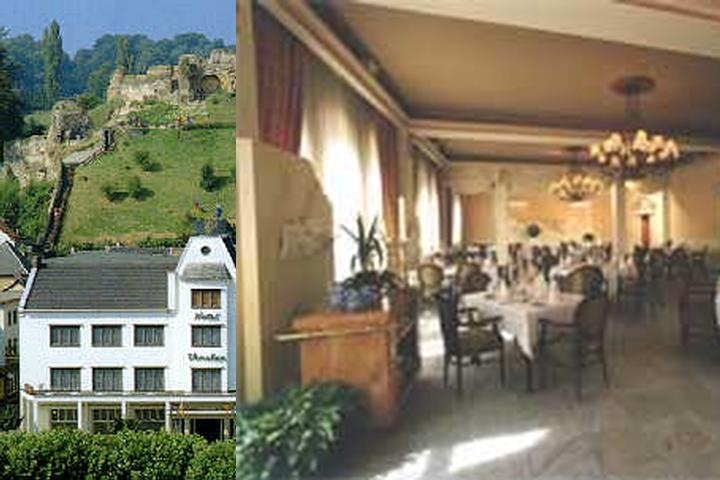 Grand Hotel Voncken Hampshire Classic photo collage