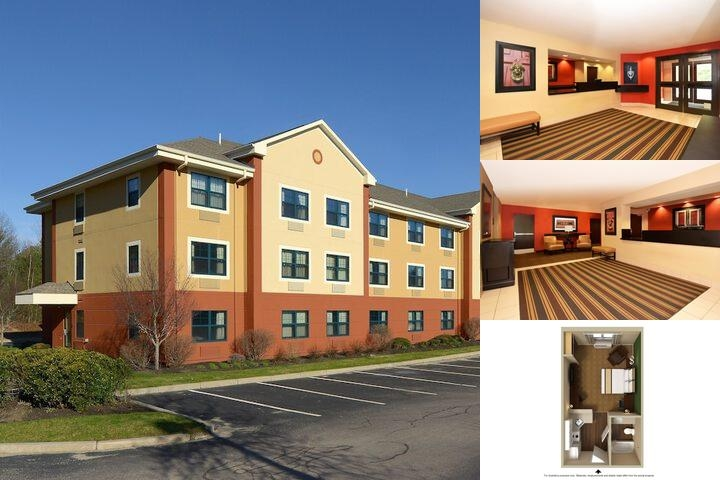 Extended Stay America Foxboro Norton photo collage