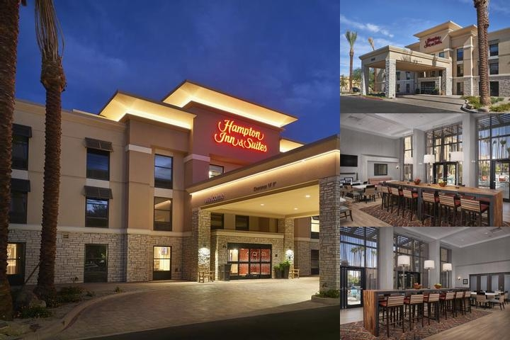 Hampton Inn & Suites Scottsdale Shea photo collage