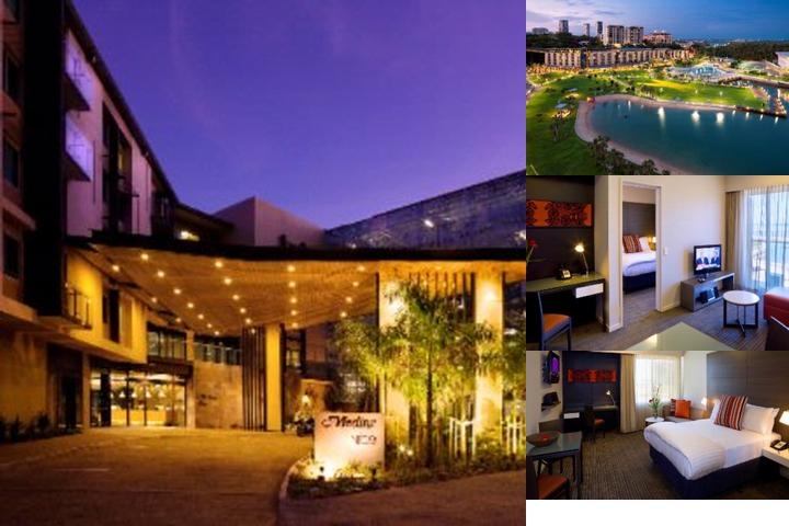 Vibe Hotel Darwin Waterfront photo collage