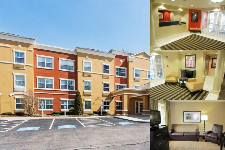 Extended Stay America Boston Westborough East Main photo collage