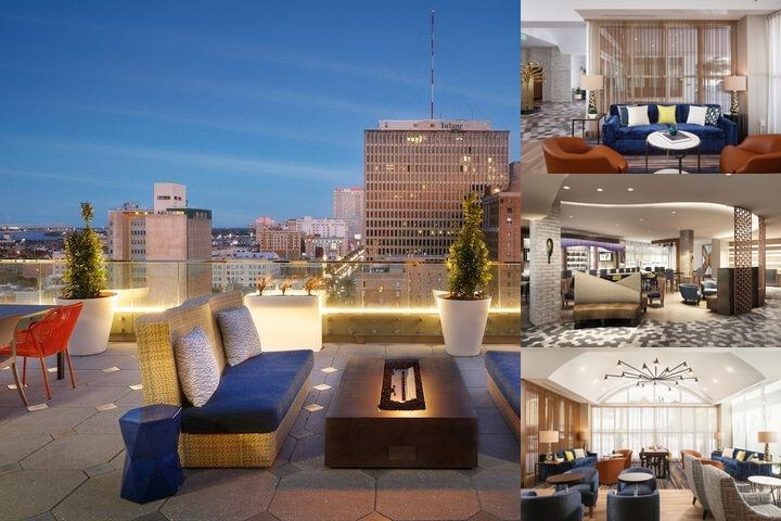Towneplace Suites New Orleans Downtown / Canal Street photo collage