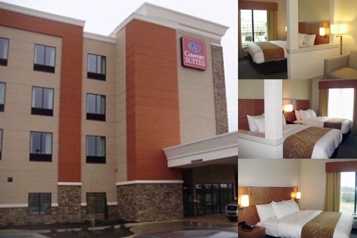 Comfort Suites Bossier City Bossier City La 7950 East Texas 71111