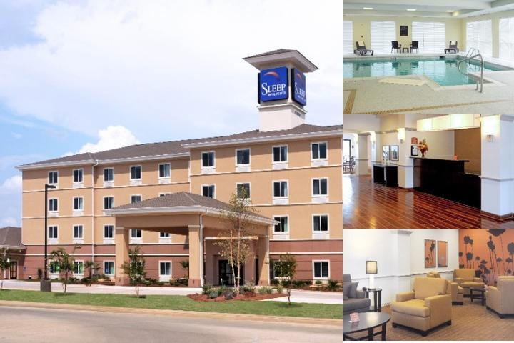 Sleep Inn & Suites Medical Center photo collage