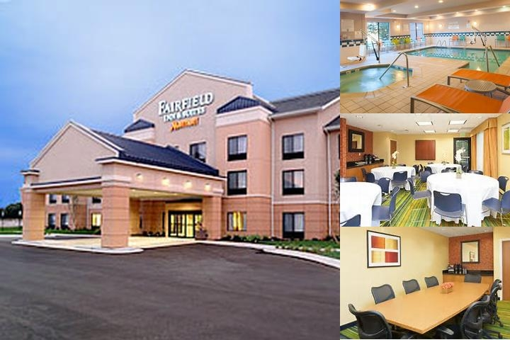 Fairfield Inn & Suites by Marriott Muskegon Norton Shores photo collage