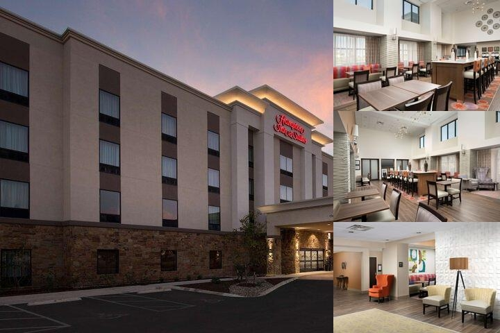 Hampton Inn & Suites San Antonio Lackland Afb Seaworld photo collage