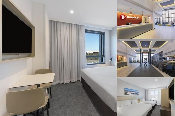 Travelodge Hotel Sydney Airport photo collage