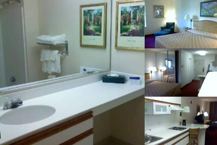 Extended Stay America Tysons Corner photo collage