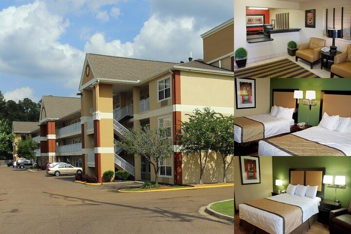 Extended Stay America Jackson North photo collage