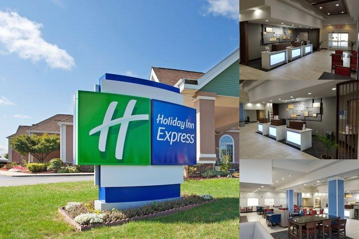 Holiday Inn Express Birch Run / Frankenmuth photo collage