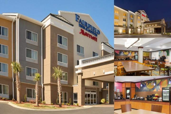 Fairfield Inn & Suites by Marriott Columbia Northeast photo collage