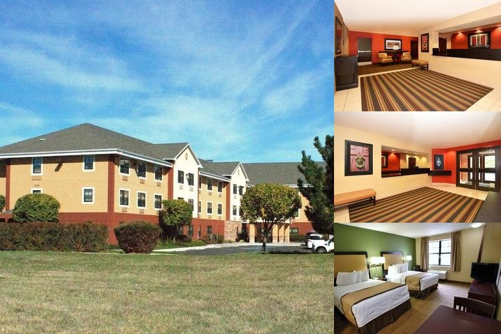 Extended Stay America Great Falls Missouri River photo collage