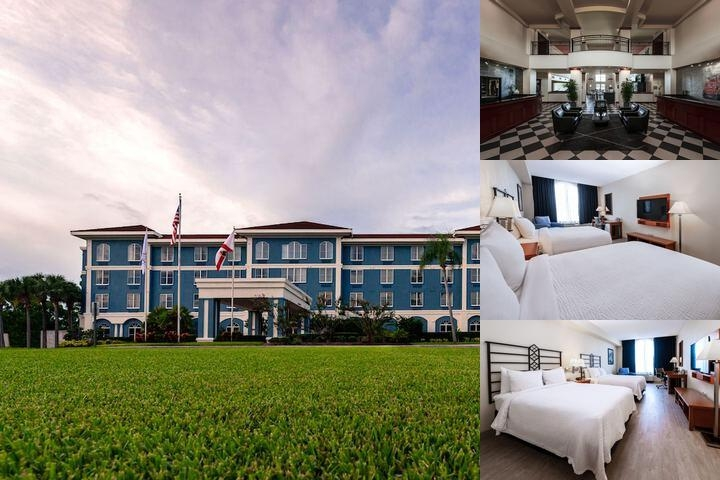 Seven Sebring Raceway Hotel photo collage