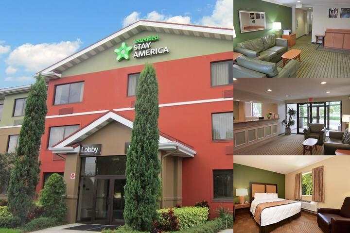 Extended Stay America Fort Lauderdale Cypress Creek 6th Way photo collage