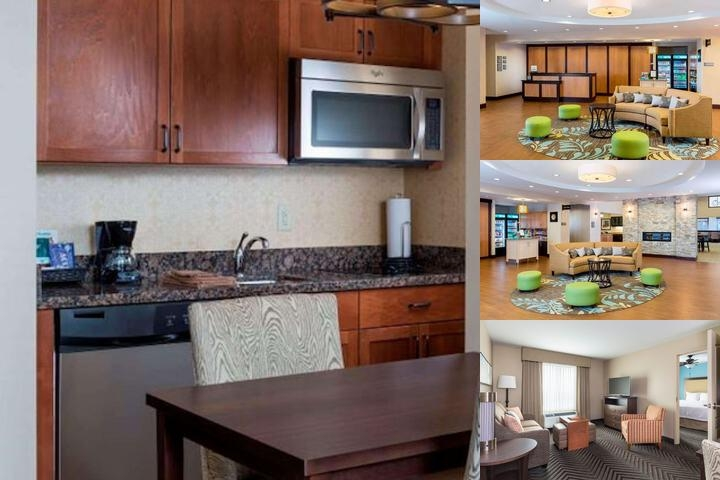 Homewood Suites Akron Fairlawn photo collage
