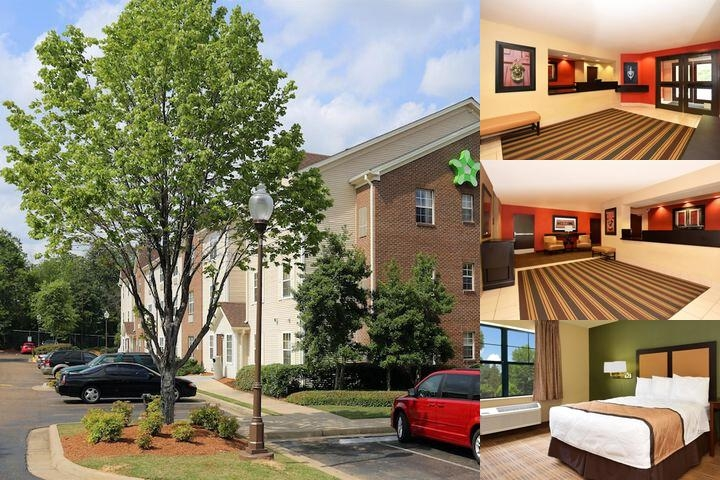 Extended Stay Deluxe photo collage