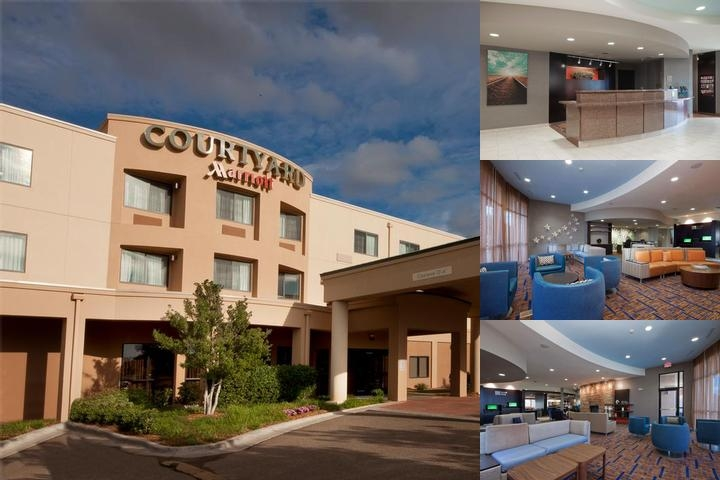 Courtyard by Marriott Amarillo West / Medical Center photo collage