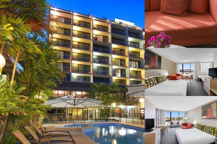 Travelodge Hotels Rockhampton photo collage