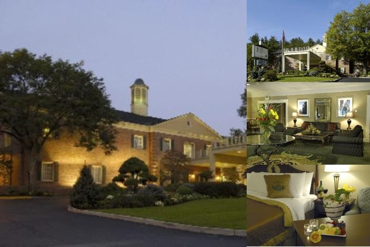 The Ohio University Inn & Conference Center photo collage