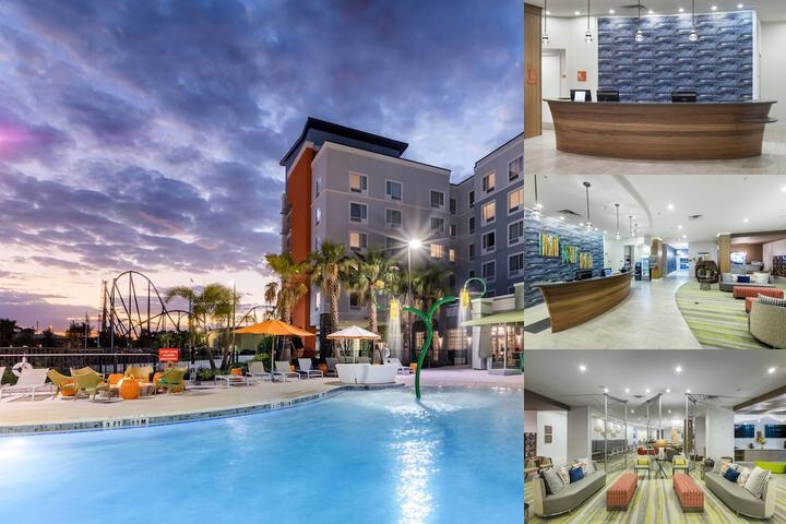 Towneplace Suites Orlando at Seaworld photo collage