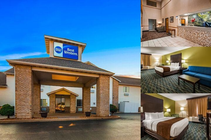 Best Western Oglesby Inn photo collage