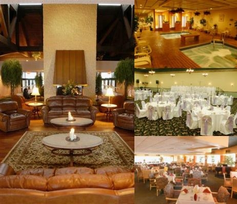 Olympia Resort & Conference Center photo collage