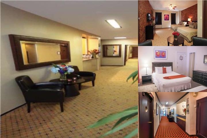 Royal Park Hotel photo collage