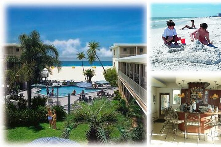 Thunderbird Beach Resort photo collage