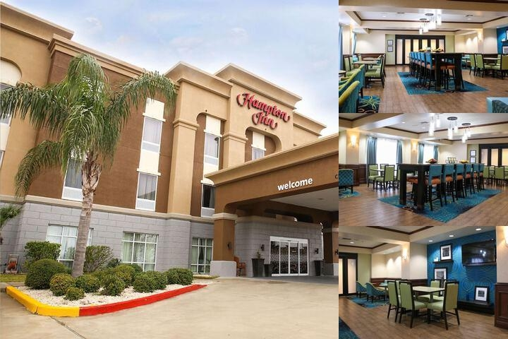 Hampton Inn Kingsville photo collage