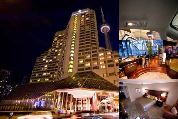 Intercontinental Toronto Centre photo collage